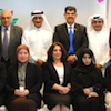 QF's new President for Research and Development visits QNRF headquarters