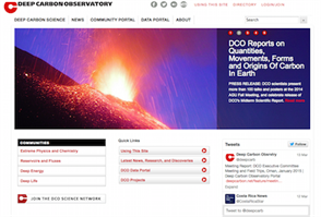 The International Deep Carbon Observatory: Progress & Prospects